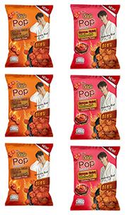 Shinmai POP x Krist Perawat - Spicy & Fired Chicken (Pack of 6)