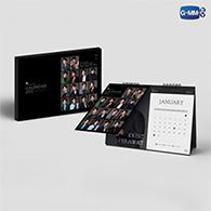 GMMTV : Signature Calendar 2022