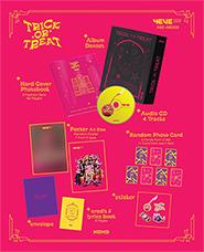 4EVE Special Album : Trick or Treat Box Set