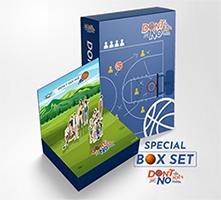 Don't Say No The Series : Box Set