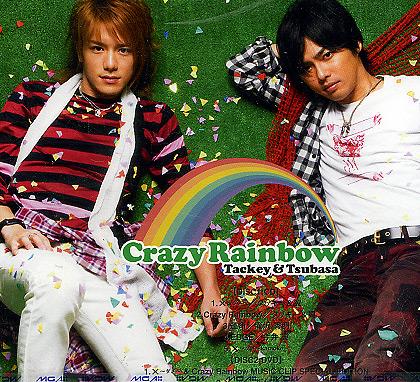 CD+DVD : Takey&Tsubasa - Crazy...