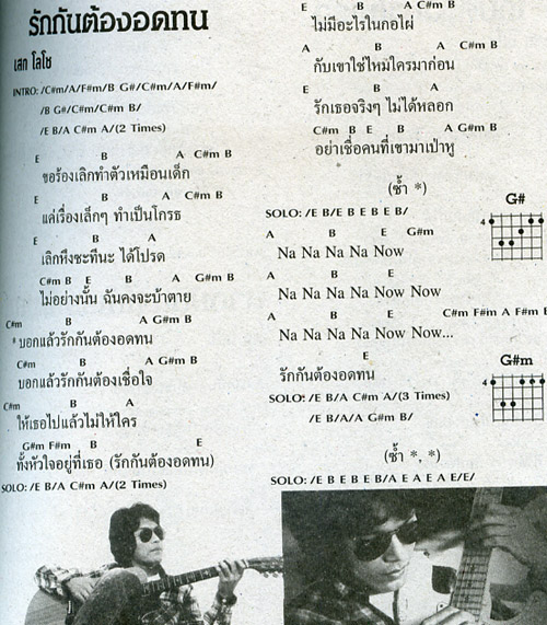 Guitar Chord Magazine : Hits Project - No.18 @ eThaiCD.com